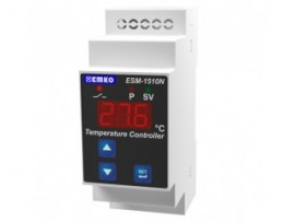 ESM-1510-N Ray Montaj Tipi Dijital ON/OFF Sıcaklık Kontrol Cihazı