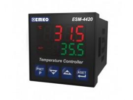 ESM-4420 PID, Üniversal Girişli ON / OFF, Sıcaklık Kontrol Cihazı