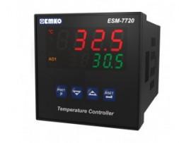 ESM-7720 Üniversal Girişli PID Sıcaklık Kontrol (TC, RTD)