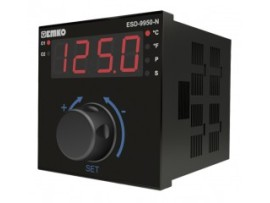 ESD-9950-N Dijital Göstergeli Analog Sıcaklık Kontrol Cihazı