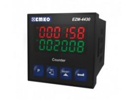 EZM-4430 Tek Setli Programlanabilir Sayıcı