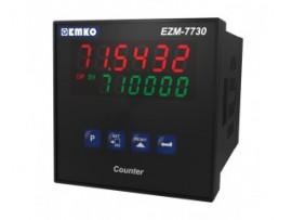 EZM-7730 Tek Setli Programlanabilir Sayıcı