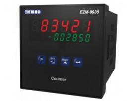 EZM-9930 Tek Setli Programlanabilir Sayıcı