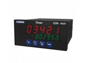 EZM-4935 Tek Setli Programlanabilir Zaman Rölesi