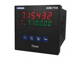 EZM-7735 Tek Setli Programlanabilir Zaman Rölesi