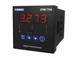 EPM-7790 Dijital Potansiyometre (72 X 72mm)