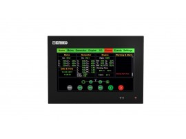 Dahili Dijital ve Analog Giriş / Çıkışlı HMI Paneller