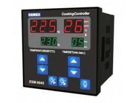 ESM-9945 Buhar Çıkışlı Pişirme Kontrolörleri (96 X 96 mm )