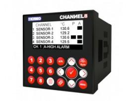 CHANNEL8 PT-100 Tarayıcı