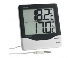 TFA 30.1011 Dijital İç Dış Termometre kablolu