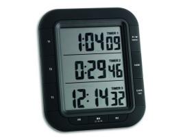 TFA 3 lü dijital timer